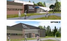 Étude d'avant-projet, Centre éducatif Saint-Aubin – Baie-Saint-Paul