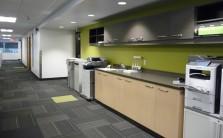 Aménagement intérieur du Centre de services partagés (CSP) de Beauce