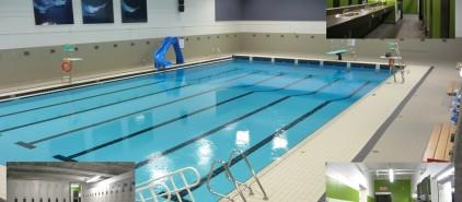 Ouverture de la piscine du complexe jean paul nolin for Arpidrome piscine