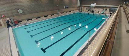 Réfection de la piscine du Centre Communautaire Lucien-Borne – Ville de Québec – Arrondissement Cité-Limoilou