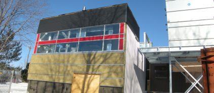 Aréna Marcel-Bédard – arrondissement de Beauport, Québec