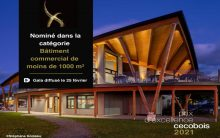 Prix d'excellence Cecobois 2021 – Nomination