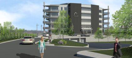 Projet de condominiums le reuleaux l vis for Arpidrome piscine